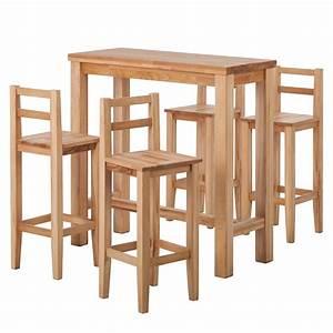 Bartisch Set Holz : bartisch kernbuche massivholz 108x45 kuechentisch stehtisch tresen tisch holz neu ~ Indierocktalk.com Haus und Dekorationen