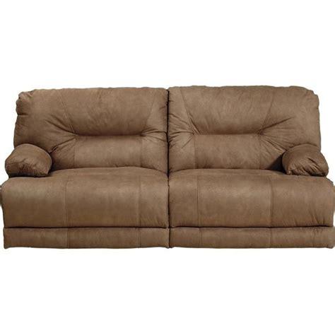Catnapper Power Reclining Sofa by Catnapper Noble Power Lay Flat Reclining Fabric Sofa In