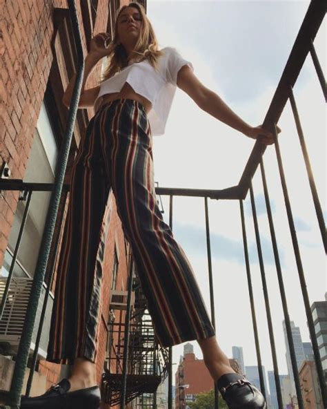 tired  boring  monochromatic pants spice   fall wardrobe  striped pants