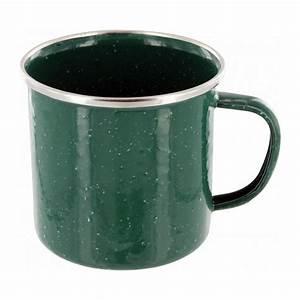 Mug Grande Contenance : mug acier maill ustensiles de cuisine ~ Teatrodelosmanantiales.com Idées de Décoration
