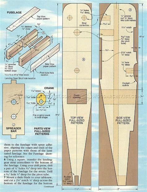 triplane whirligig plans outdoor plans wooden