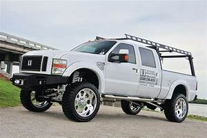 2008 Ford F-250 4x4 Lariat - Wicked Work Truck