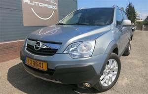Opel Antara Edition Pack : opel antara 2 0 cdti 127 edition pack ~ Gottalentnigeria.com Avis de Voitures