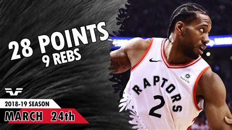 Hornets Vs Raptors 2018 : Raptors vs. Hornets Game Thread ...