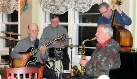 Hank Victor Quartet At The Sherborn Inn, January 3, 2012
