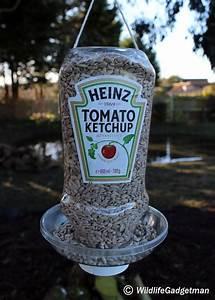 Bouteille En Plastique Vide : mangeoire recycl e bouteilles en plastique vide dremel multitool et coupe roue brochettes en ~ Dallasstarsshop.com Idées de Décoration