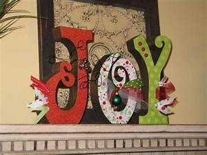 15 best wooden letter design images on pinterest cute With wooden letter christmas ornaments