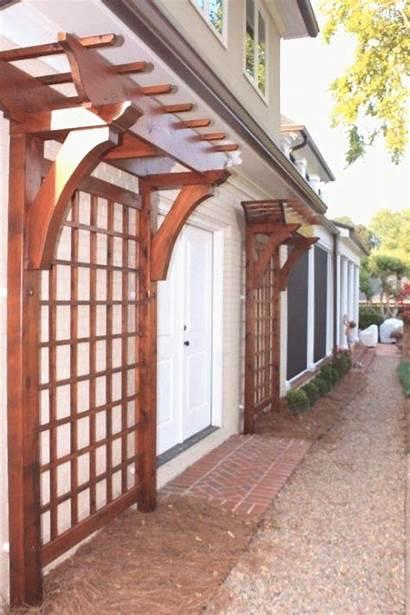 Trellis Porch Garden Pergola Patio Backyard Arbor