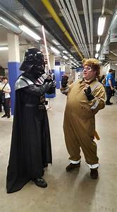 Spaceballs Costume With A Pipe Insulation Tail  U00ab Adafruit