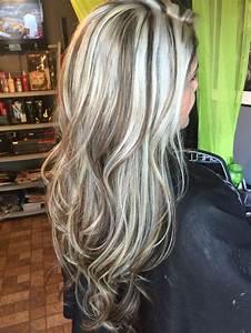 Hair platinum highlights | Hair & make up | Pinterest ...