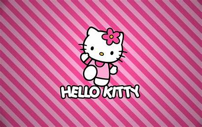 Kitty Hello Wallpapers Background Hellokitty Pink Desktop