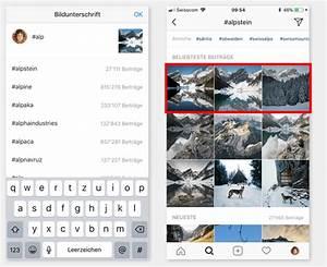 Instagram Suche Vorschläge : instagram tipps f r anf nger und fortgeschrittene tnt graphics ag ~ Orissabook.com Haus und Dekorationen