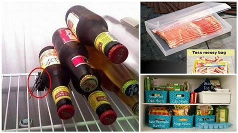 11 Refrigerator Hacks For The Most Organized Fridge Of