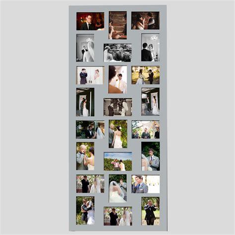 bilderrahmen bildergalerie fotorahmen wandgalerie bilder collage silber 127 3 ebay