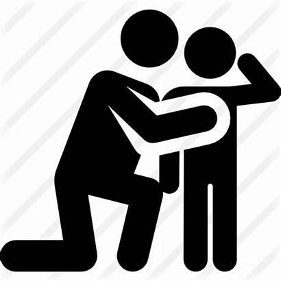 Abrazo Hug Icono Personas Icons Iconos Gratis