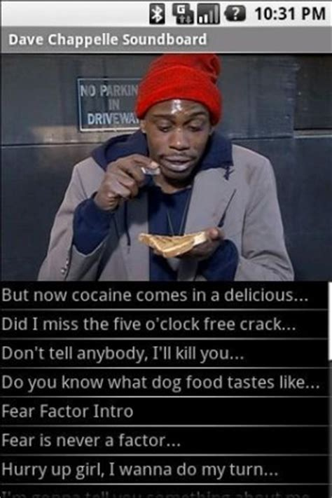 Dave Chappelle Quotes | Quotes of the Day