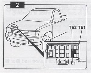 92 Toyota Pickup Code 22