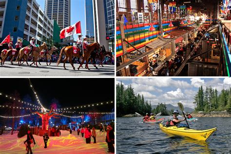 The Best Places To Go In Canada Money
