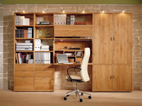 computer desk with bookshelves office study furniture table bookshelves study table with