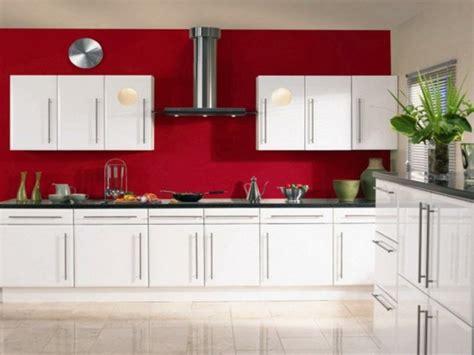Küche Wandfarbe Rot coole k 252 chen wandfarbe gelb orange und rot archzine net