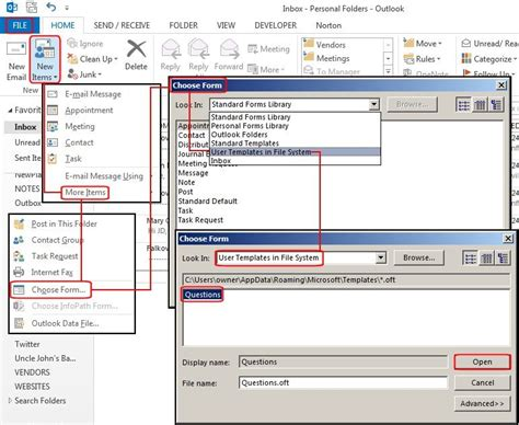 microsoft outlook templates outlook organization tips 5 ways to the email pile pcworld