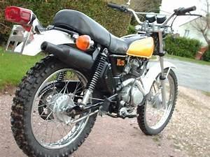 Honda 125 Xl 1977