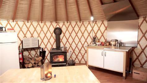 grid yurt rentals  outdoor enthusiasts  quebec canada