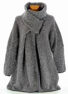 Manteau Femme Petite Taille : manteau cape laine bouillie hiver grande taille gris violetta ~ Melissatoandfro.com Idées de Décoration