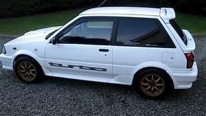 Manual Toyota Starlet Ep71
