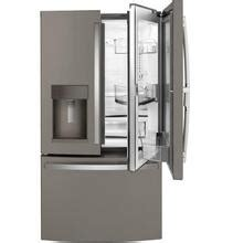 ge appliances gfdgmles ge  cu ft french door refrigerator wit town appliance