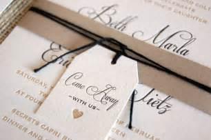 create wedding invitations beth eric 39 s quot come away with us quot destination wedding invitations