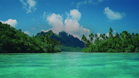 Cruise To Bora Bora French Polynesia Australia Cruises
