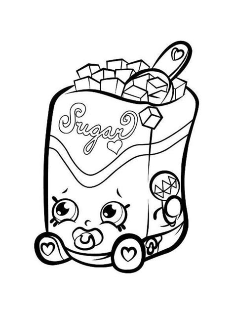 coloriages shopkins imprimable gratuit pour les enfants