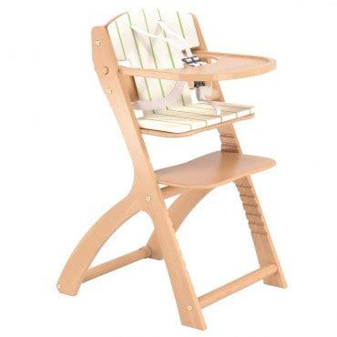 chaise bebe evolutive bois chaise haute 233 volutive avec coussin bebe 9 avis