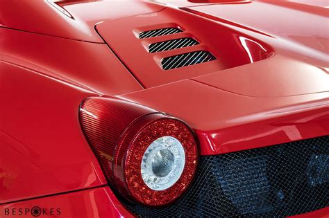 The tail lights are sold as a reference to the new ford gt, not the gtr. Ferrari 458 Spider Hire - Nationwide Delivery | Bespokes