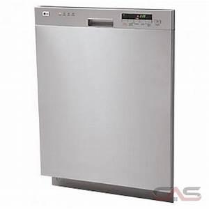 Lg Lds4821st Dishwasher Canada