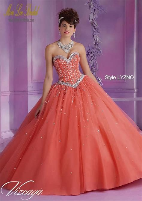 style lyzno tulle quinceanera gown  beading bolero