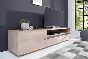 Tv Board Weiß Eiche : tv lowboards riess ~ Buech-reservation.com Haus und Dekorationen