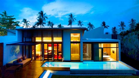 Thai Retreat Koh Samui by Luxury W Retreat Koh Samui In Thailand Architecture Design