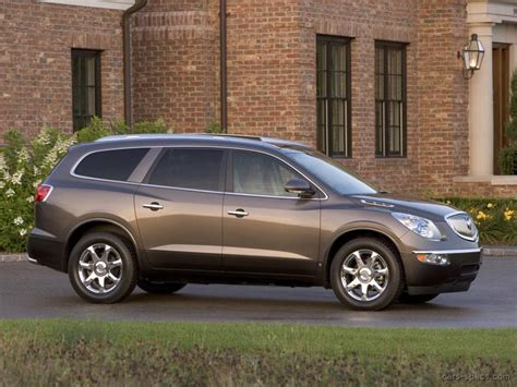 buick enclave suv specifications pictures prices