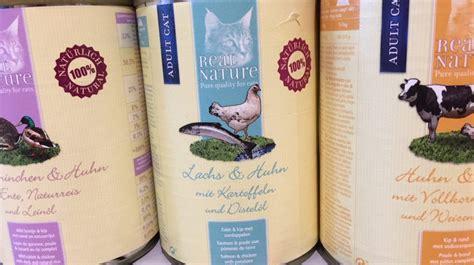 real nature katzenfutter test und erfahrungen