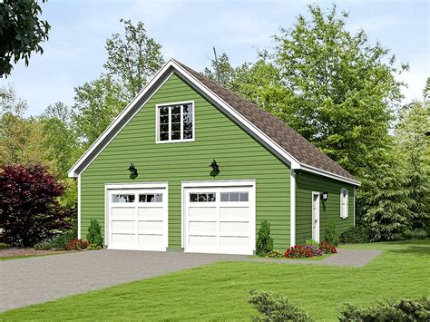 detached  car garage  man cave upstairs vr architectural designs house plans