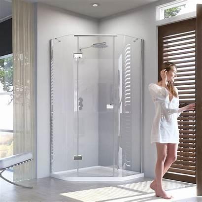 Shower Enclosure Matki Integrated Enclosures Kits Tray