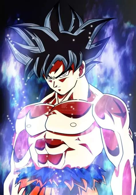What Would Goku Black Look Like If He Achieved Ultra