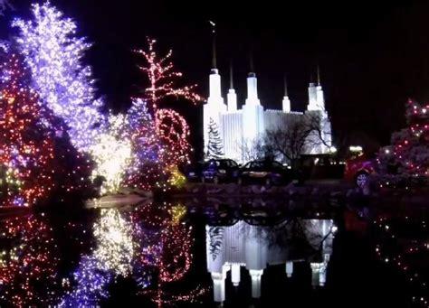 washington dc christmas lights mormon newsroom on instagram lds media talk new videos