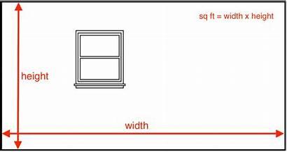 Square Calculator Brick Wall Foot Per Footage