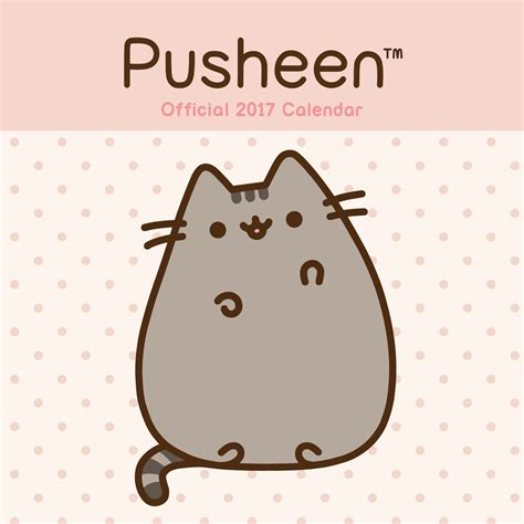 Funny Lock Screen Backgrounds Pusheen Calendars 2018 On Europosters