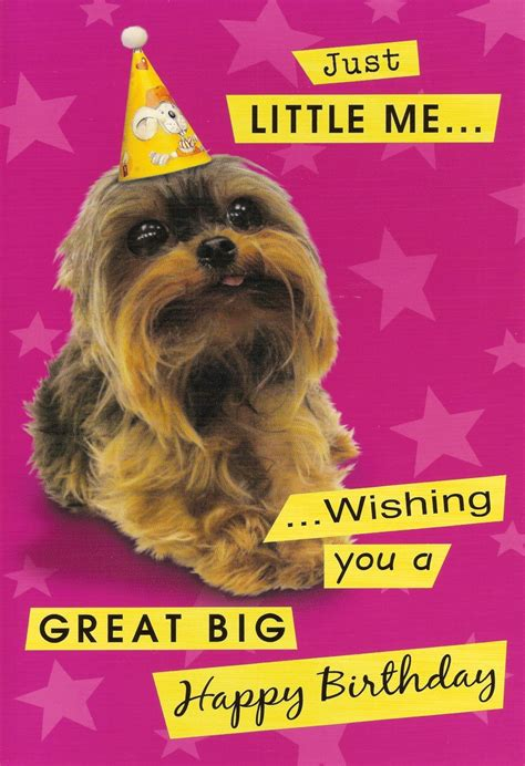 images  yorkie cards  pinterest blank