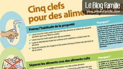 hygiene cuisine 5 règles pour une meilleure hygiène alimentaire
