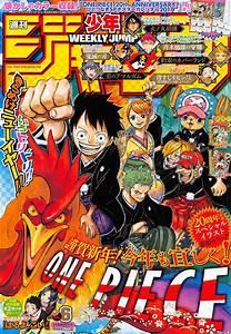 Ranking semanal de la revista Weekly Shonen Jump sexta ...